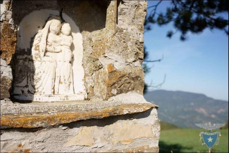 Maestà Madonna di Montenero, Tizzano Val Parma, loc. Musiara Superiore