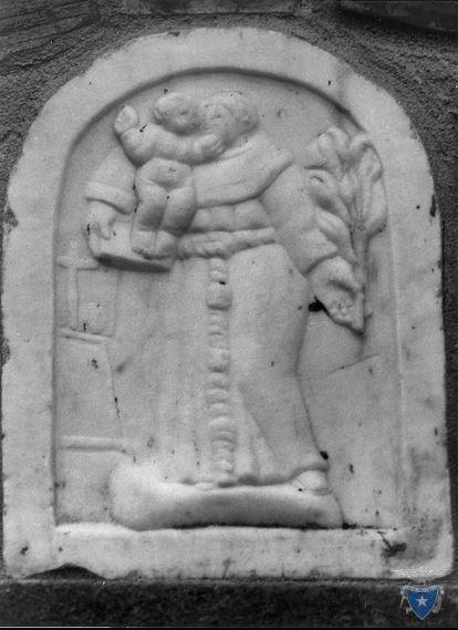 Maestà S. Antonio, Monchio delle Corti, loc. Antria
